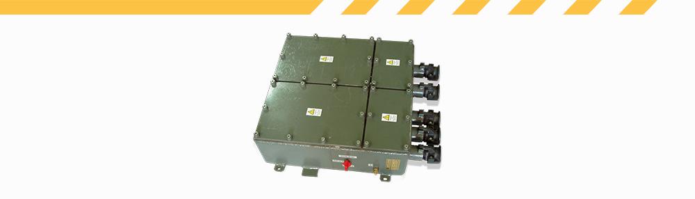 Ognioszczelna skrzynia typu OSA.